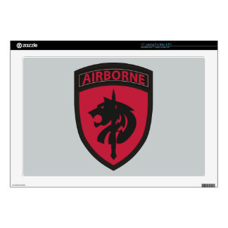 Special Operations Command Africa Laptop Skin
