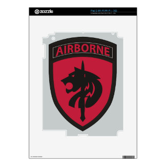 Special Operations Command Africa Skin For iPad 2