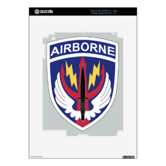 Special Operations Command Central iPad 2 Skins