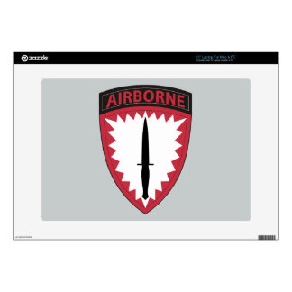 """Special Operations Command Europe 15"""" Laptop Skins"""