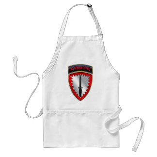 Special Operations Command Europe SSI Adult Apron