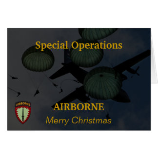 special operations command europe veterans Card