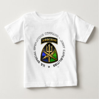 Special Operations Command – Joint Capabilities Baby T-Shirt