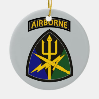 Special Operations Command Joint Forces Ceramic Ornament
