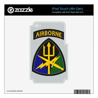 Special Operations Command Joint Forces Decal For iPod Touch 4G