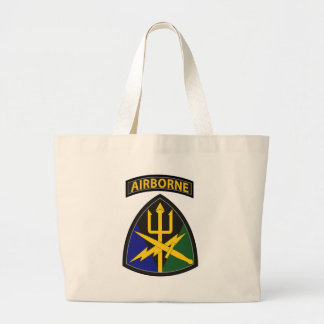 Special Operations Command Joint Forces Large Tote Bag
