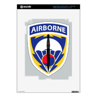 Special Operations Command Korea Decal For iPad 3