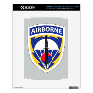 Special Operations Command Korea Skin For The NOOK
