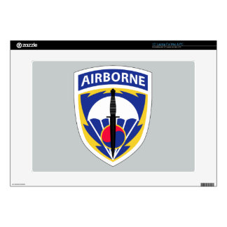 """Special Operations Command Korea Decals For 15"""" Laptops"""