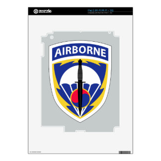 Special Operations Command Korea Skin For The iPad 2