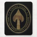 Special Operations Command Mouse Pad at Zazzle