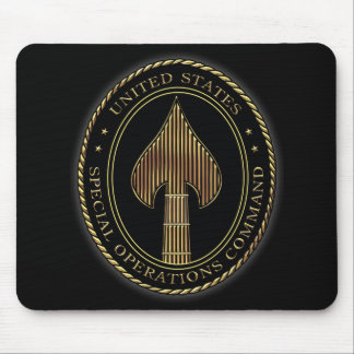 Special Operations Command Mouse Pad