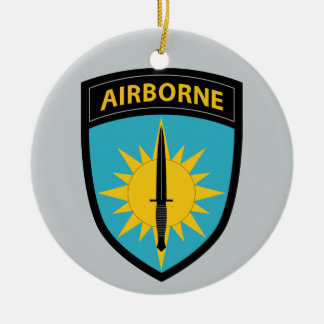 Special Operations Command Pacific Ceramic Ornament