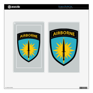 Special Operations Command Pacific Kindle Fire Decals