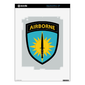 Special Operations Command Pacific Skin For The iPad 2