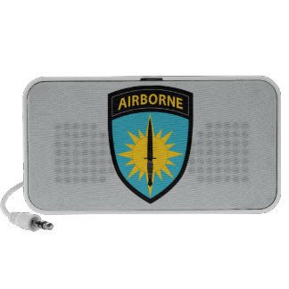 Special Operations Command Pacific iPod Speakers
