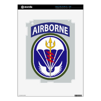 Special Operations Command South iPad 2 Skins