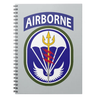 Special Operations Command South Notebook