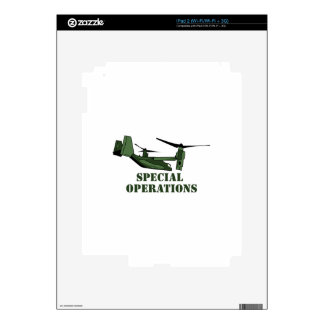 Special Operations Skins For iPad 2