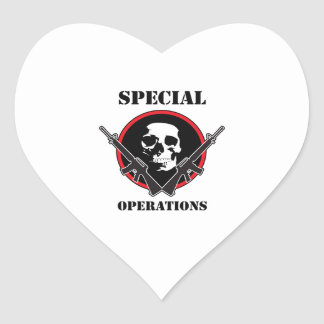 SPECIAL OPERATIONS HEART STICKER