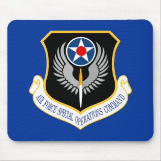 Special Ops Command Mouse Pad