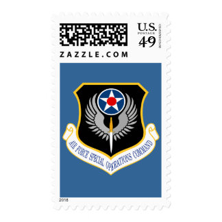 Special Ops Command Postage