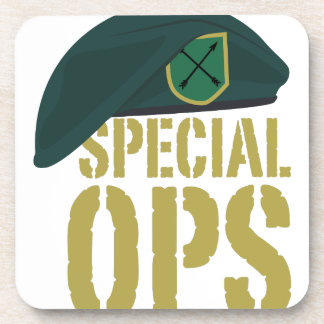 Special Ops Drink Coaster