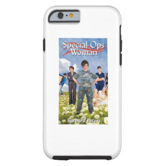 Special Ops Woman iphone 6 case