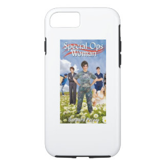 Special Ops Woman iPhone 7 case