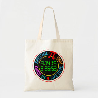 Special Pi Day 2015 Tote Bag