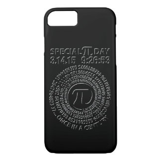 Special Pi Day 2015, Spiral iPhone 8/7 Case
