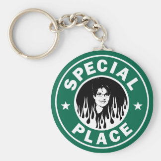 Special Place In Hell Keychain