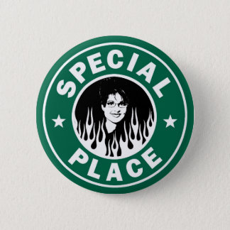 Special Place In Hell Pinback Button