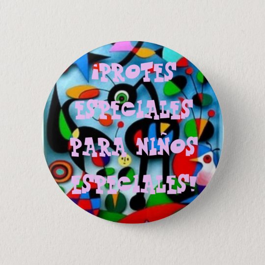 SPECIAL PROFES FOR SPECIAL CHILDREN! BUTTON