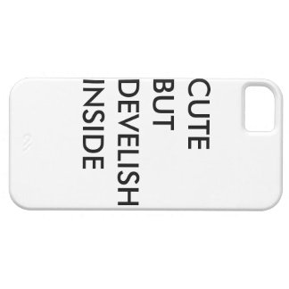 Special Quotes iPhone SE/5/5s Case
