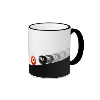 Special San Fermin CARAMBULL-AK! Ringer Coffee Mug