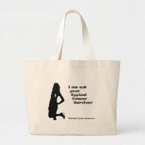 Special Sarcoma Survivor Large Tote Bag