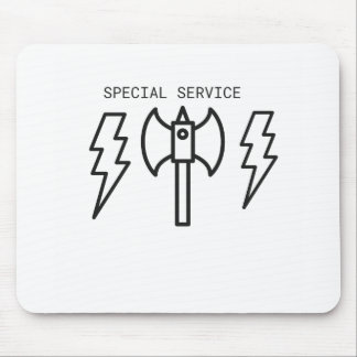 Special Service Mouse Pad