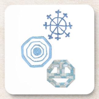 Special Snowflake Cork Coasters