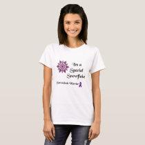 Special Snowflake Sarcoidosis Warrior T-Shirt
