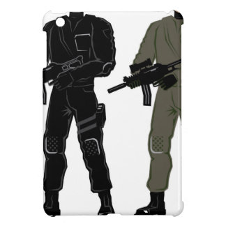 Special Soldier iPad Mini Cover