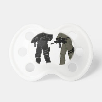 Special Soldier Pacifier