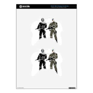 Special Soldier Xbox 360 Controller Skin
