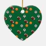 Special Sports Motifs Christmas Christmas Tree Ornament