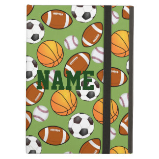 Special Sports Theme Customize and Personilize iPad Air Case