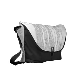 Special stock market Sanfermines Messenger Bag