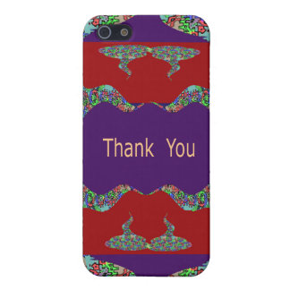 Special Thank You - Oriental Lips iPhone 5/5S Case