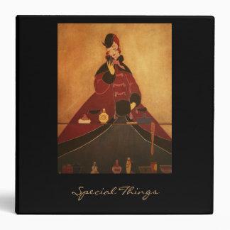 Special Things Vinyl Binder