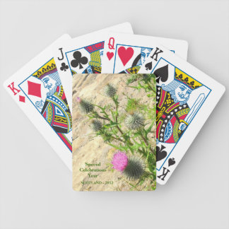 Special Thistle Cards Poker Deck
