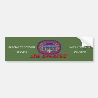SPECIAL TROOPS BN 2ND BCT 101ST ABN BUMPER STICKER